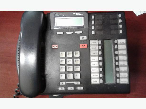 Nortel Networks Phones