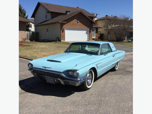 "BEAUTIFUL 1965 FORD Thunderbird ""MUST SEE"""