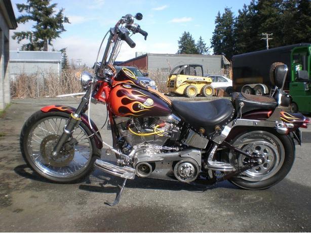 1989 Softail Custom 1640cc