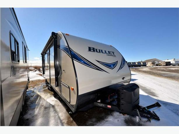 2017 KEYSTONE RV BULLET TT 2510BH