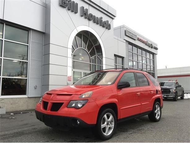 2002 Pontiac Aztek Versatrak AWD