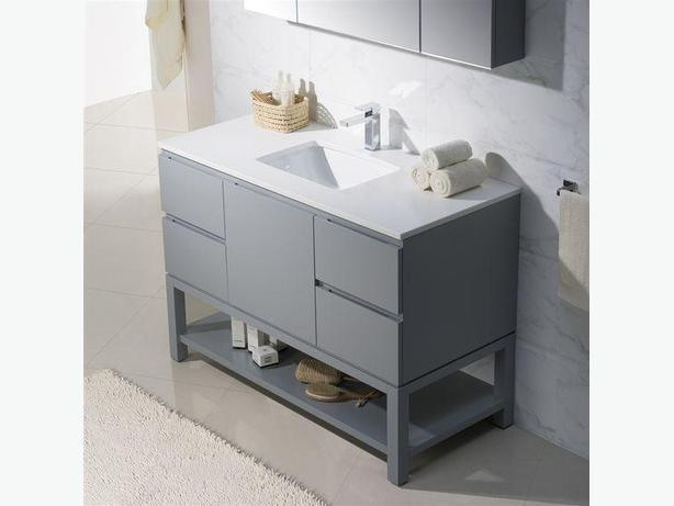 "Brand New 48"" Bathroom Vanity"