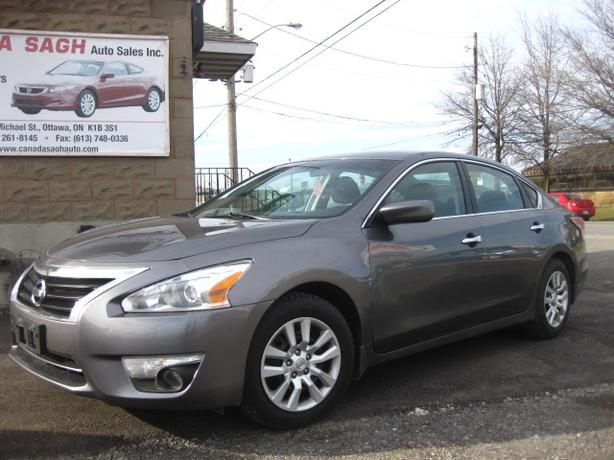 2014 Nissan Altima 2.5 , LOADED CAR, 12M.WRTY+SAFETY $11750