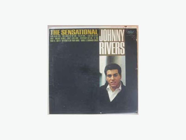 Mid-Sixties Male Vocals LPs - Johnny Rivers