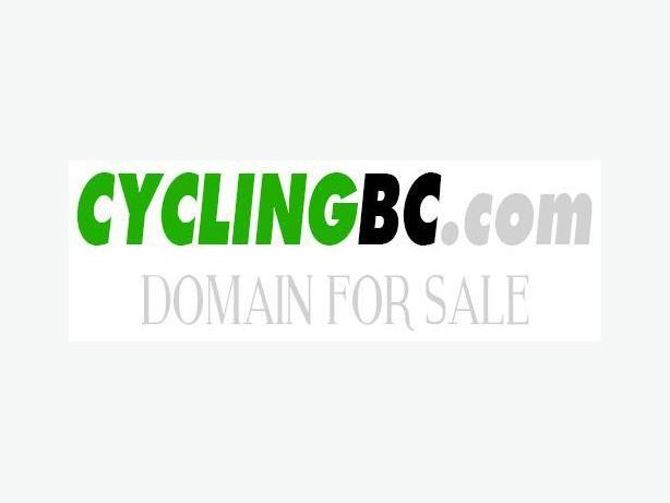 CYCLINGBC.COM Domain for sale!