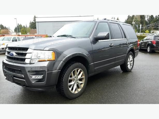 used 2015 ford expedition limited 4x4 for sale in parksville outside victoria victoria. Black Bedroom Furniture Sets. Home Design Ideas
