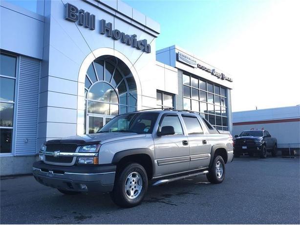 2004 Chevrolet Avalanche 1500 Base