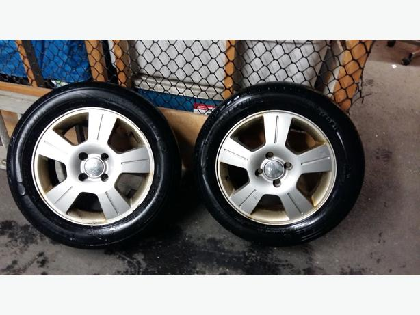 16 inch Alloy Wheel Rims