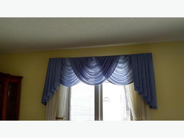 Stunning and Elegant Valances