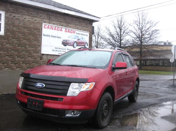 2007 Ford Edge LOADED 143km CLEAN , 12M.WRTY+SAFETY $6750