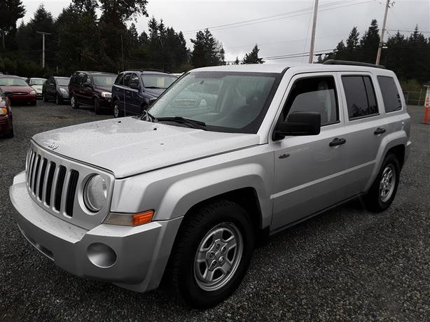2009 Jeep Patriot 4x4