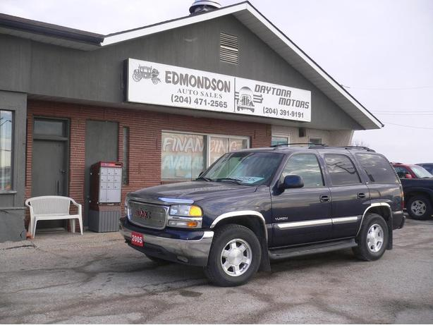 2005 GMC Yukon 4 wheel drive