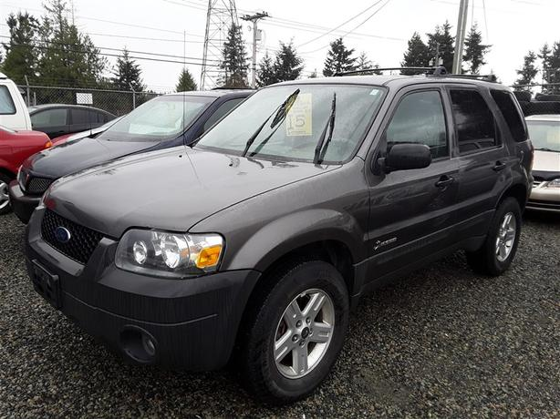 2005 Ford Escape Hybrid 4x4