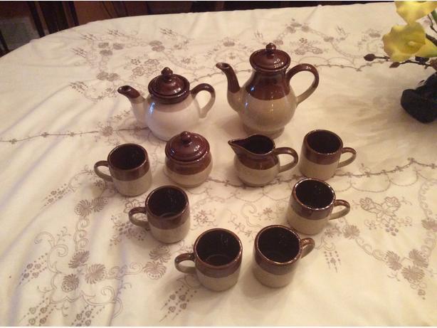VINTAGE coffee/tea set