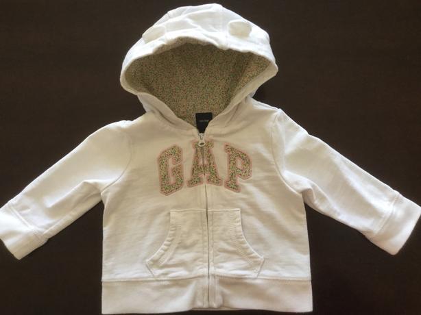 Baby Gap Hooded Sweatshirt with Ears on Hoodie
