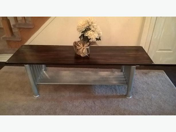 Stylish Harvest Coffee Table for sale