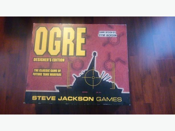 Ogre - Designers Edition
