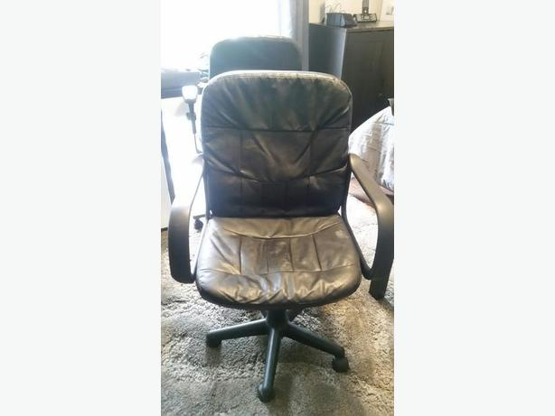 FREE: Black office chair