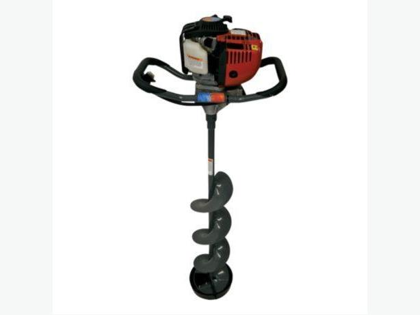 "BRAND NEW 8"" ICE AUGER"