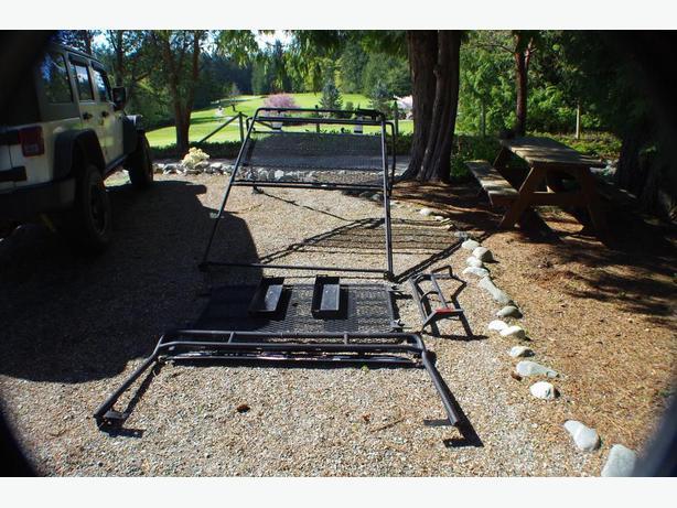 Gobi rack for JK 4 door