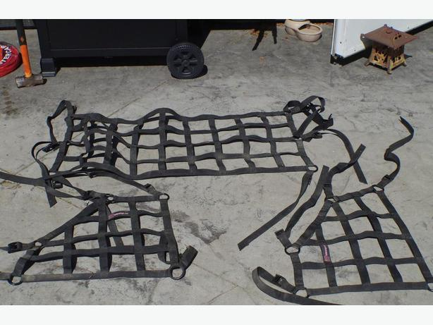 Safari nets for JK 2 or 4 doors