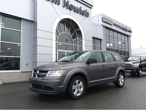 2013 Dodge Journey Canada Value Package