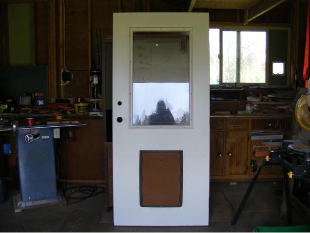 FREE:Exterior Door slab