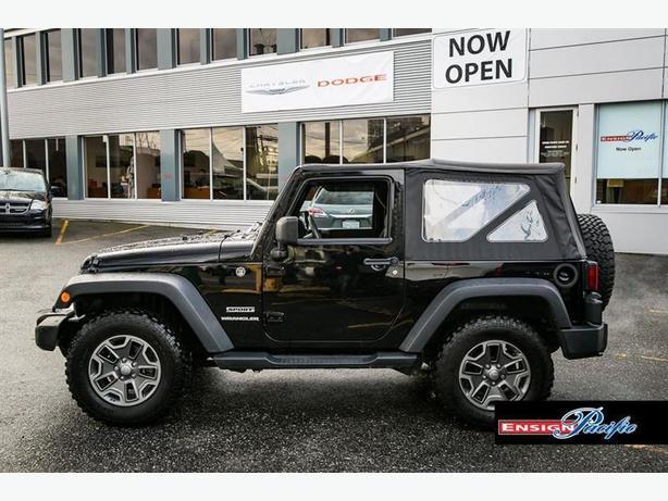 2012 Jeep Wrangler 2 Door SPORT;Soft Top!Call Mark Today!