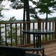 Charleston Lake Year Round Home... Fabulous Western Exposure
