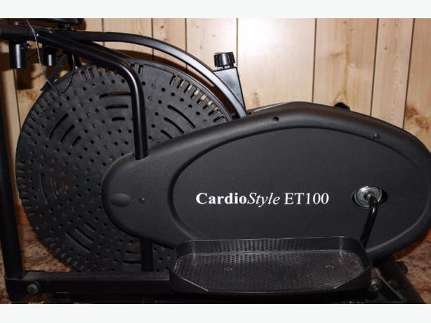 CARDIO STYLE ORBITRACK-ET100
