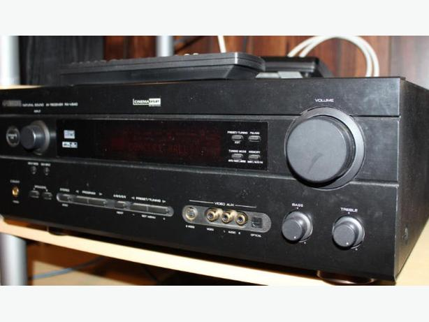 YAMAHA-RX640 HOME THEATER SYSTEM FOR SALE