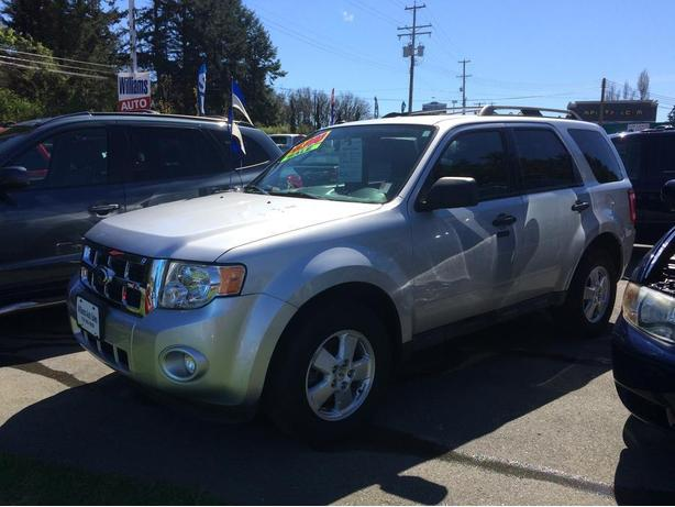 ON SALE 2012 Ford Escape XLT  FWD ONLY $6990 WILLIAMS COLWOOD call 778 265 8689