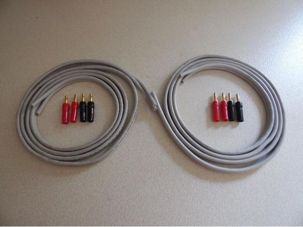 Ultralink Audiophile Reference Series Speaker Cables