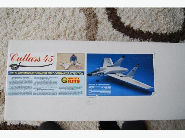 Cutlass 45 R/C Kit