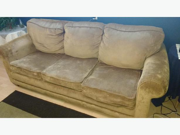 lazyboy sofa bed couch