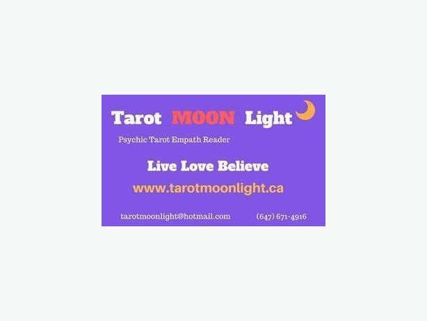 Free New Moon 20 min Reading-  Book NOW for April 26
