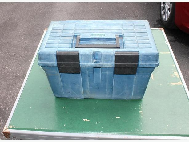 3 Tool Boxes with Contents