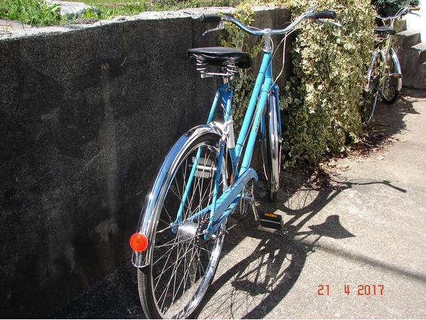 "1981 Raleigh 21.5"" Transit, in Good shape"