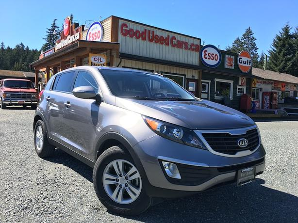 2011 Kia Sportage LX - Bluetooth, Alloy Wheels & Heated Seats