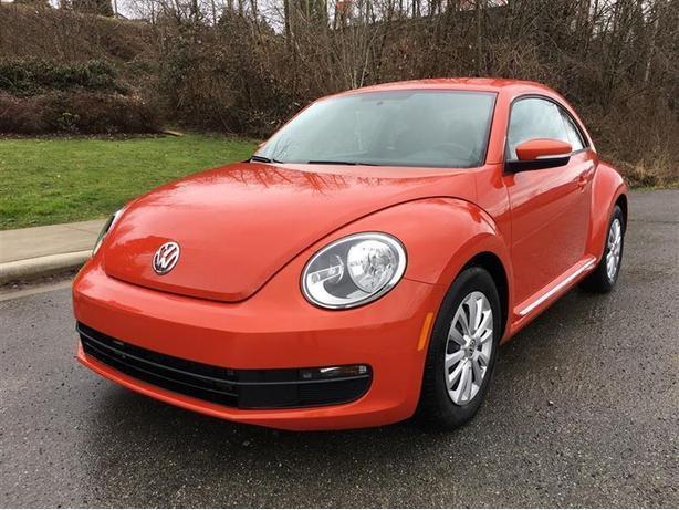 2016 Volkswagen Beetle Trendline