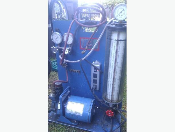 Automotive Air Conditioner Refrigerant Gas Exchanger Older
