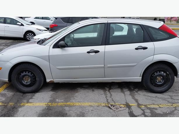 2006 Ford Focus ZX5 SES uncertified