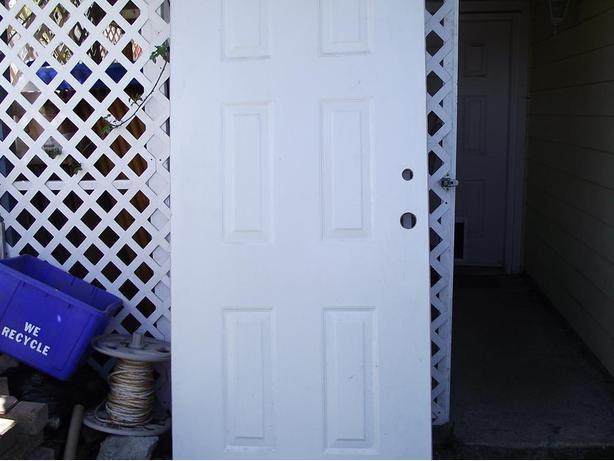 Exterior Metal Doors
