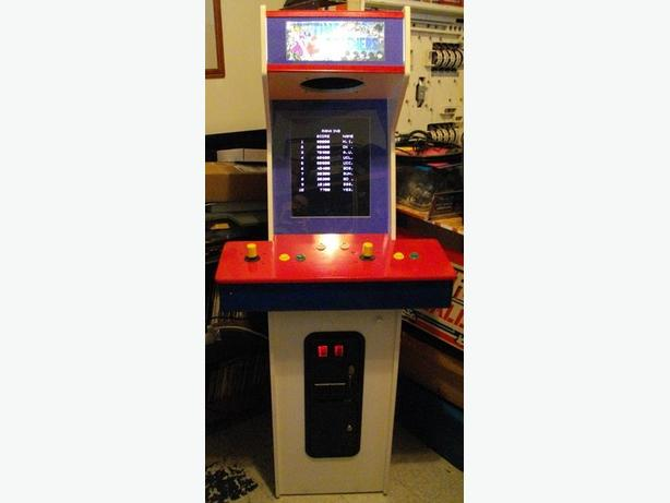 TIME SOLDIERS ARCADE GAME