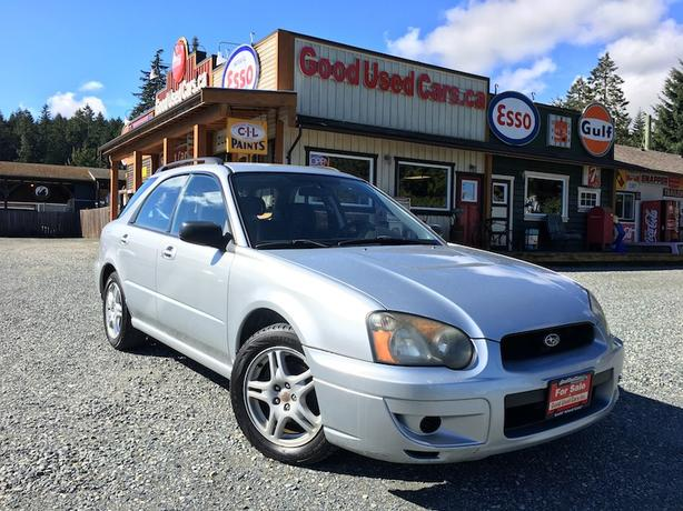 2005 Subaru Impreza RS - Sporty Manual with only 177,000 KM! On Sale Now!