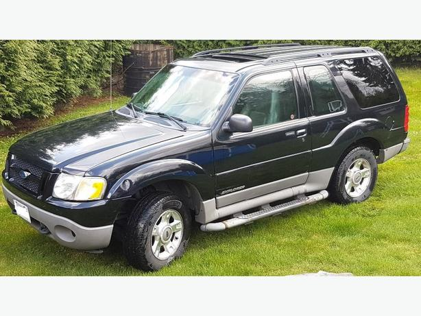 02 ford explorer 2 dr sport