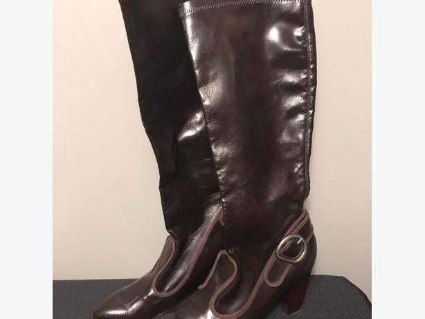 EUC Franco Sarto Boots Size 8.5m