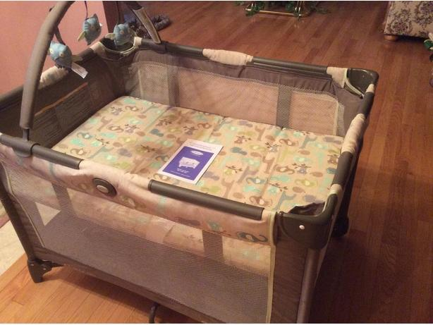 graco pack n play on the go instructions