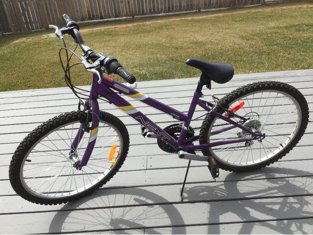 "20"" Girls Mountain Bike"