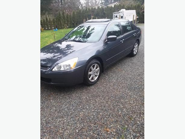2003 honda accord fully loaded